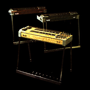Sho-Bud Pedal Steel Guitars
